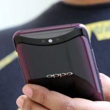 Oppo lanzará un móvil con su zoom de 10 aumentos