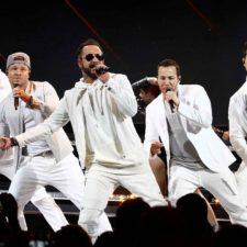 Los Backstreet Boys estremecieron la quinta noche de Viña 2019