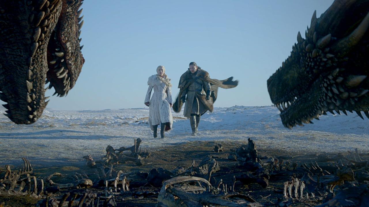 El Sumario - Steve Kullback, uno de los productores de Juego de Tronos, y el supervisor Joe Bauer, explicaron como hacen las partes de Dragones, batallas y paisajes insuperables de la famosa serie