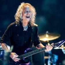 """Kirk Hammett tiene """"material"""" para el siguiente álbum de Metallica"""