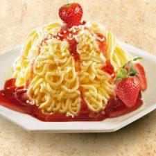 El espagueti helado cumple 50 años de existencia en Alemania