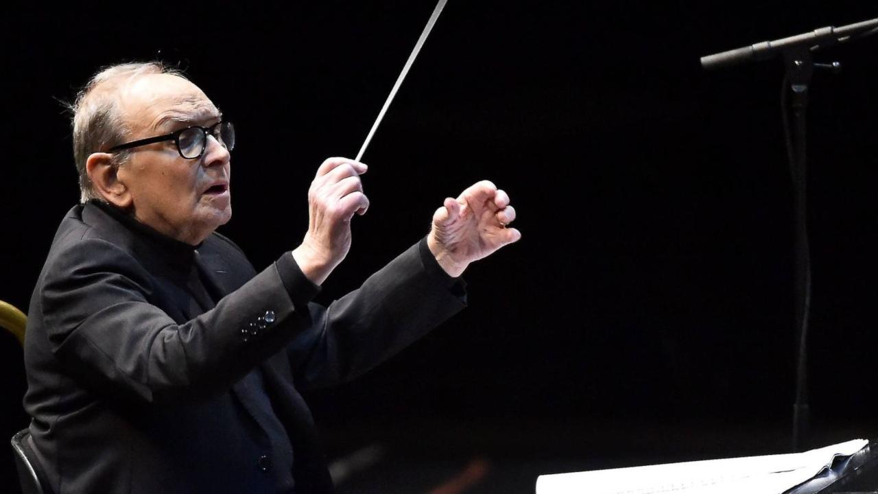El Maestro Morricone dirigirá en persona una orquesta y coro de 200 personas como parte de su gira internacional