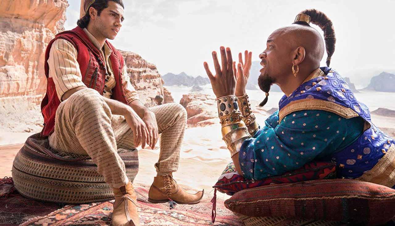 """El remake del clásico de Disney continúa en lo más alto del ránking, por encima de """"Men In Black International"""""""
