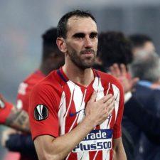 Diego Godín anunció que dejará el Atlético de Madrid