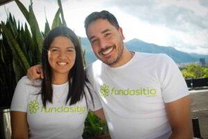 Rafael Núñez y Douglimar Rojas: 5 años en pro del bienestar social de muchos con Fundasitio
