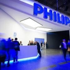 """La empresa Philips presenta un nuevo """"Smartphone"""""""