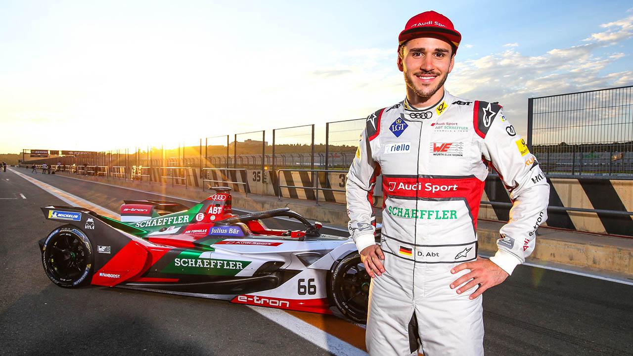 El alemán competirá también la próxima temporada con el equipo oficial Audi Sport Abt Schaeffler en la Fórmula E
