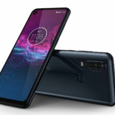 Motorola One Action incorpora una triple cámara enfocada al vídeo