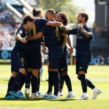 Real Madrid empieza LaLiga derrotando al Celta (1-3)