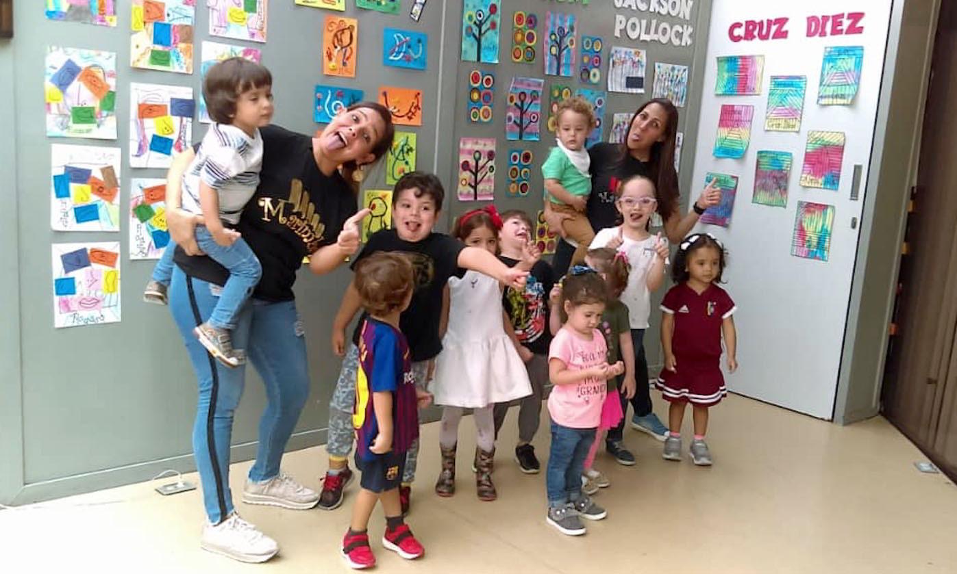 Marimba: Recreación con intención pedagógica