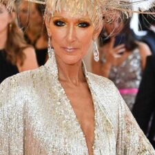"Celine Dion anticipa temas de su disco ""Courage"""