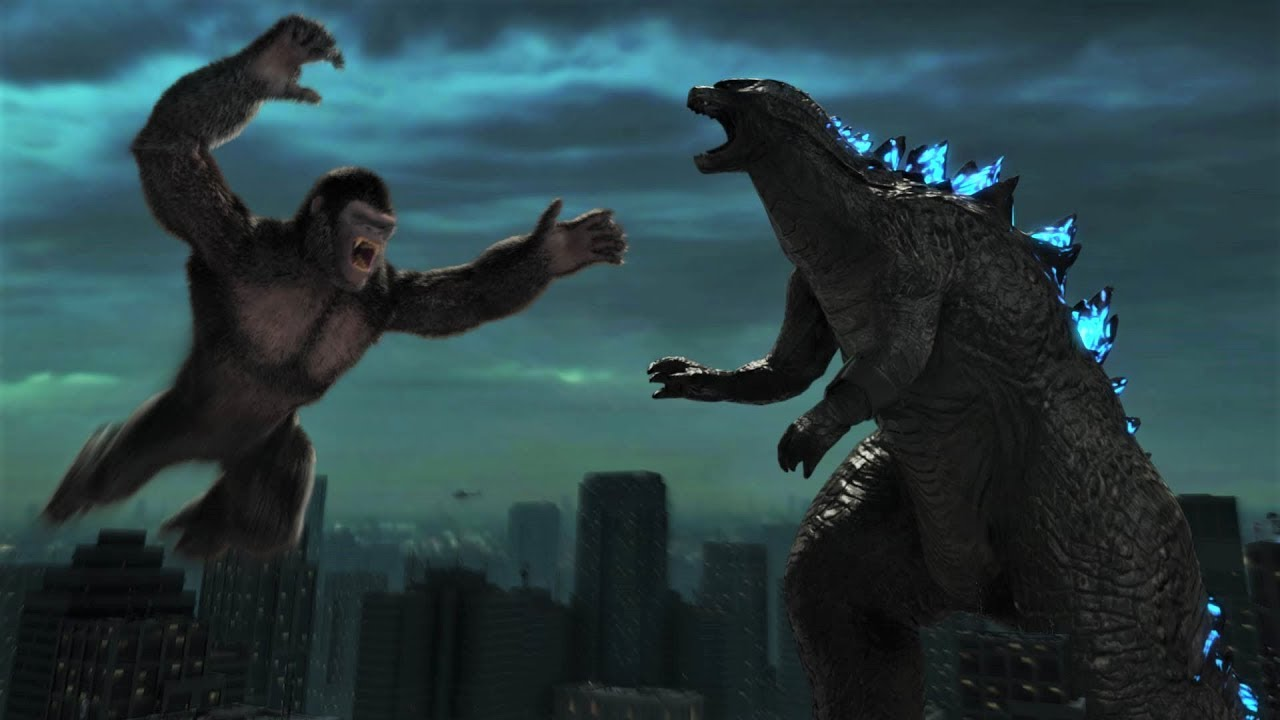 REGARDER]] Godzilla vs Kong 2020 Film Complet Streaming VF En Vostfr