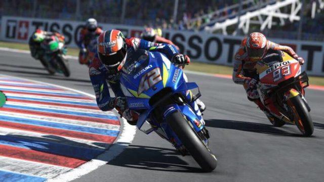 Álex Márquez conquistó su primera victoria virtual en MotoGP