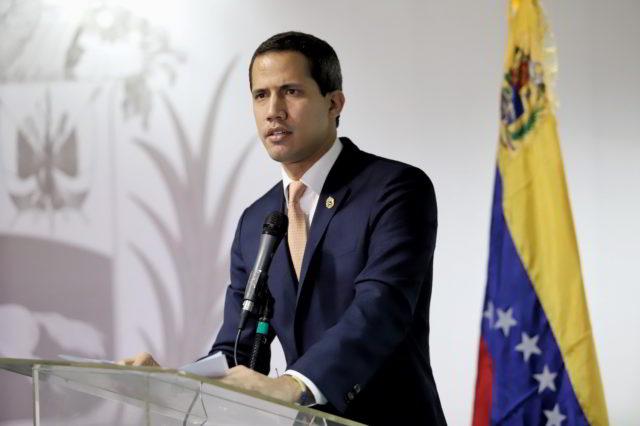 """Guaidó explica que campaña """"Auxilio para Venezuela"""" se propone concretar más ayudas frente a la pandemia"""
