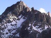 Los picos Bolívar, Humboldt y Bonpland se llenaron de nieve y dejaron ver su belleza