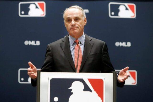 Temporada 2020 de la MLB podría decir adiós prematuramente