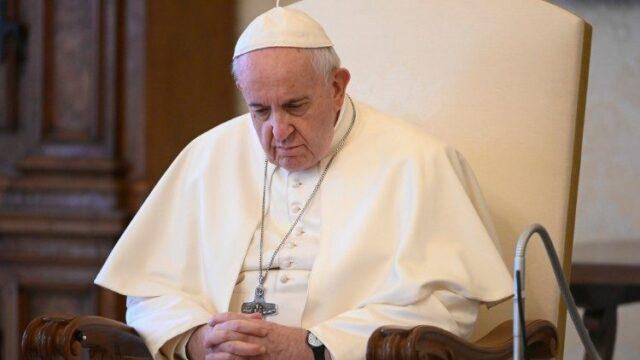 Papa Francisco: La crisis sanitaria nos recuerda nuestra fragilidad