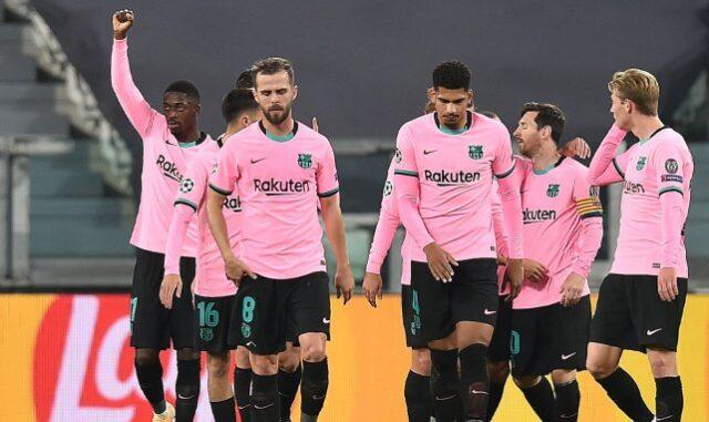 Dembelé y Messi plasman la superioridad del FC Barcelona