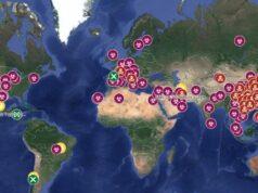 La nueva actualización también informará de los brotes de SARS-CoV-2 en todo el mundo