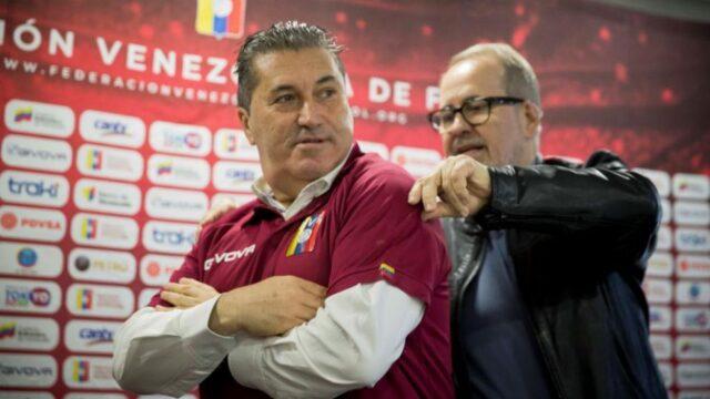José Peseiro pidió la rescisión de su contrato con la FVF