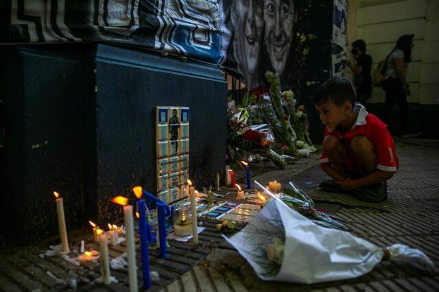Diego Maradona será velado en la presidencial Casa Rosada