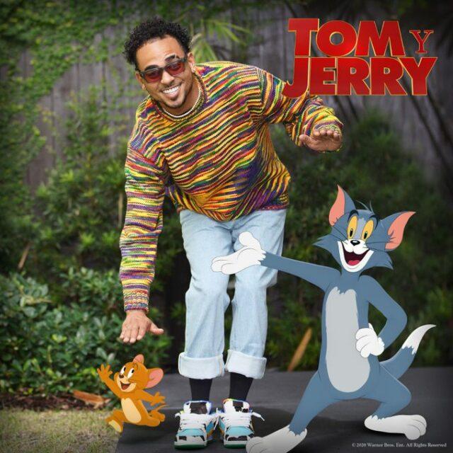 Ozuna podría participar en la nueva película de Tom y Jerry