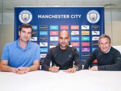 Pep Guardiola extendió su vínculo con el Manchester City