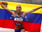 El Sumario - Yulimar Rojas entre las cinco finalistas a mejor atleta mundial del año