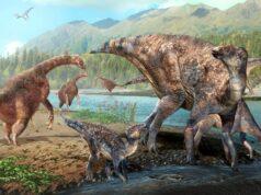 Científicos demostraron que los dinosaurios cruzaron el océano nadando
