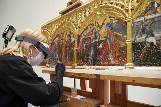 El Sumario - Mira el antes y el después de una obra del año 1400