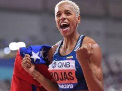 """El Sumario - World Athletics eligió a Yulimar Rojas como """"Atleta del año"""""""