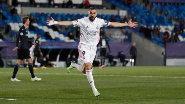 El Sumario - El Real Madrid pasó a octavos gracias a doblete de Benzema