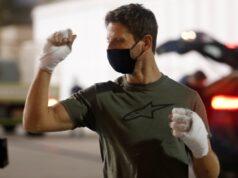 El Sumario - Operan del pulgar izquierdo a Romain Grosjean tras accidente en Baréin
