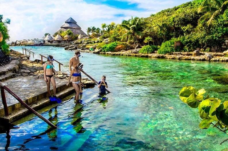Xcaret-Parques y atracciones de primerísimo nivel