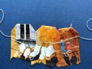 """El Sumario - """"363 Days of Tea"""": Una apasionante colección artística presentada en bolsas de té usadas"""