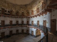El Sumario - Así luce la prisión abandonada de Autun, en Francia
