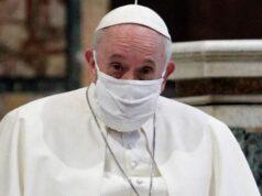 Papa Francisco pidió paz y esperanza en este 2021