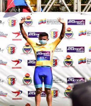 El Sumario - Roniel Campos se consagró bicampeón de la Vuelta al Táchira
