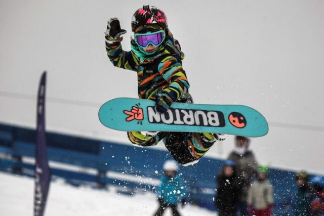El Sumario - Vasilisa Ermakova, la niña de siete años que bate récords haciendo snowboard