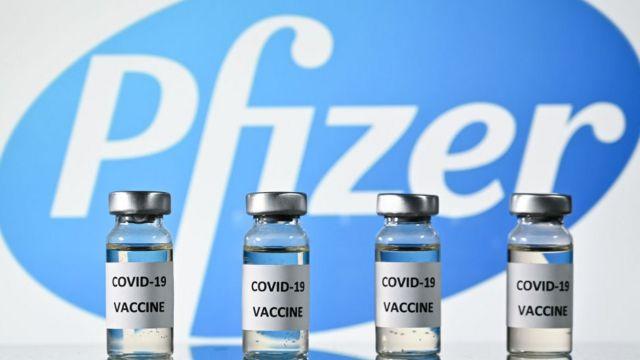 El Sumario - Vacuna de Pfizer puede almacenarse a una temperatura de entre -25°C y -15°C