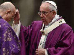 Papa Francisco celebrará misa del miércoles de Ceniza en la Basílica de San Pedro