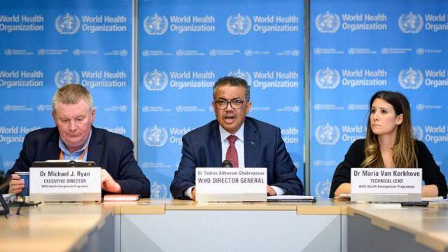 El Sumario -La OMS pidió US$ 1.960 millones para el plan de respuesta anticovid