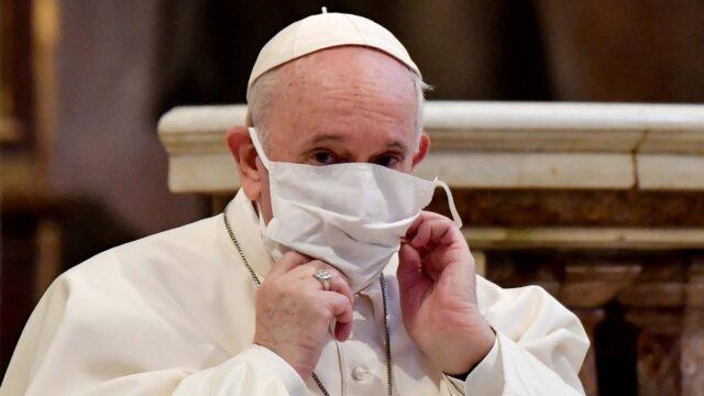 El Sumario - El papa Francisco recibió la segunda dosis de la vacuna anticovid