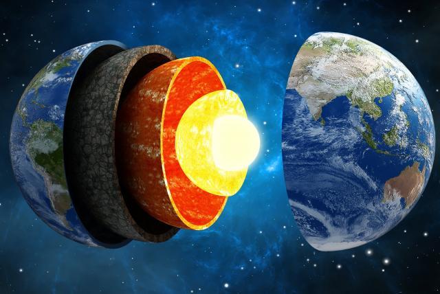 El Sumario - Investigadores confirman una capa oculta en el núcleo de la Tierra