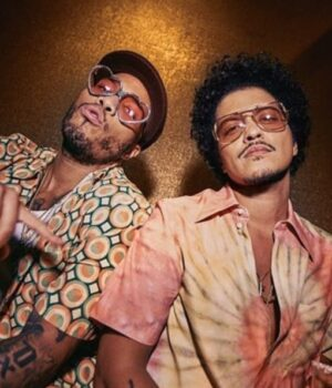 """Leave The Door Open"" es el nuevo tema de Bruno Mars con Anderson Paak"