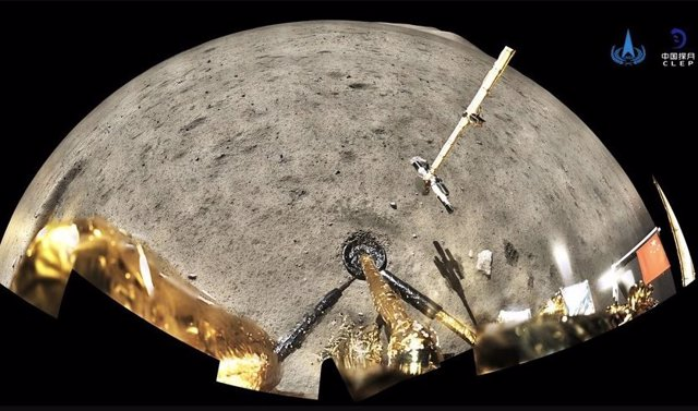 El Sumario - China se propone levantar una estación en el polo sur de la Luna