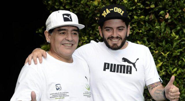 El Sumario - Hijo italiano de Diego Maradona recibirá la nacionalidad argentina