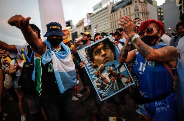 El Sumario - Argentinos marchan para exigir justicia por la muerte de Maradona