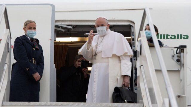 """Papa Francisco asegura que """"las mujeres llevan adelante la historia"""""""