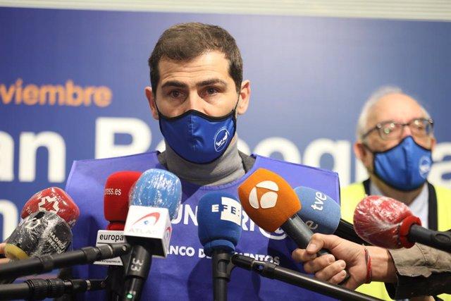 El Sumario - Iker Casillas apuesta por el Real Madrid para el derbi